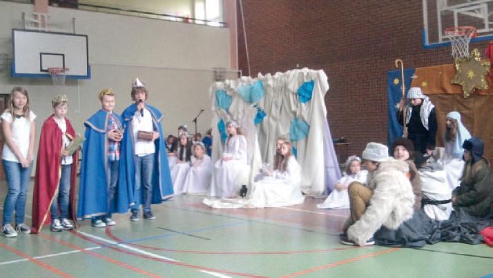 W ubiegłym tygodniu uczniowie Dąbrówki zorganizowali dla dzieci z miejskich  przedszkoli niespodziankę. Pod kierunkiem nauczycielek religii - Anny ... d873d6461c1